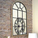 Miroir atelier fenêtre naturel