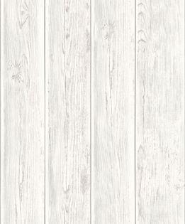 Papier Peint Bois Blanc Woodist Intisse Kalico