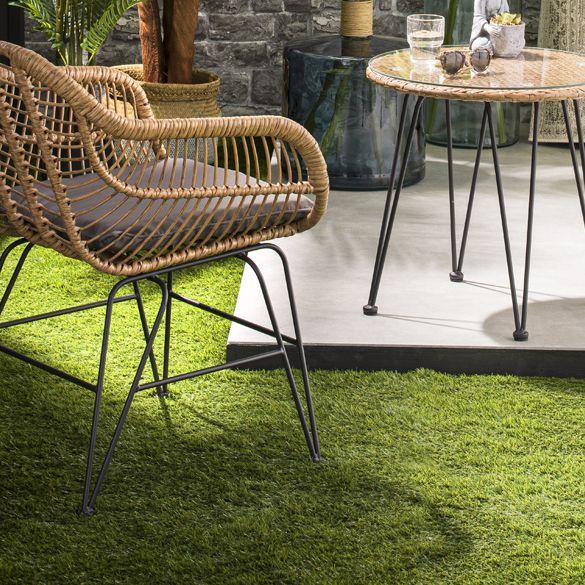 Ambiance green terrasse