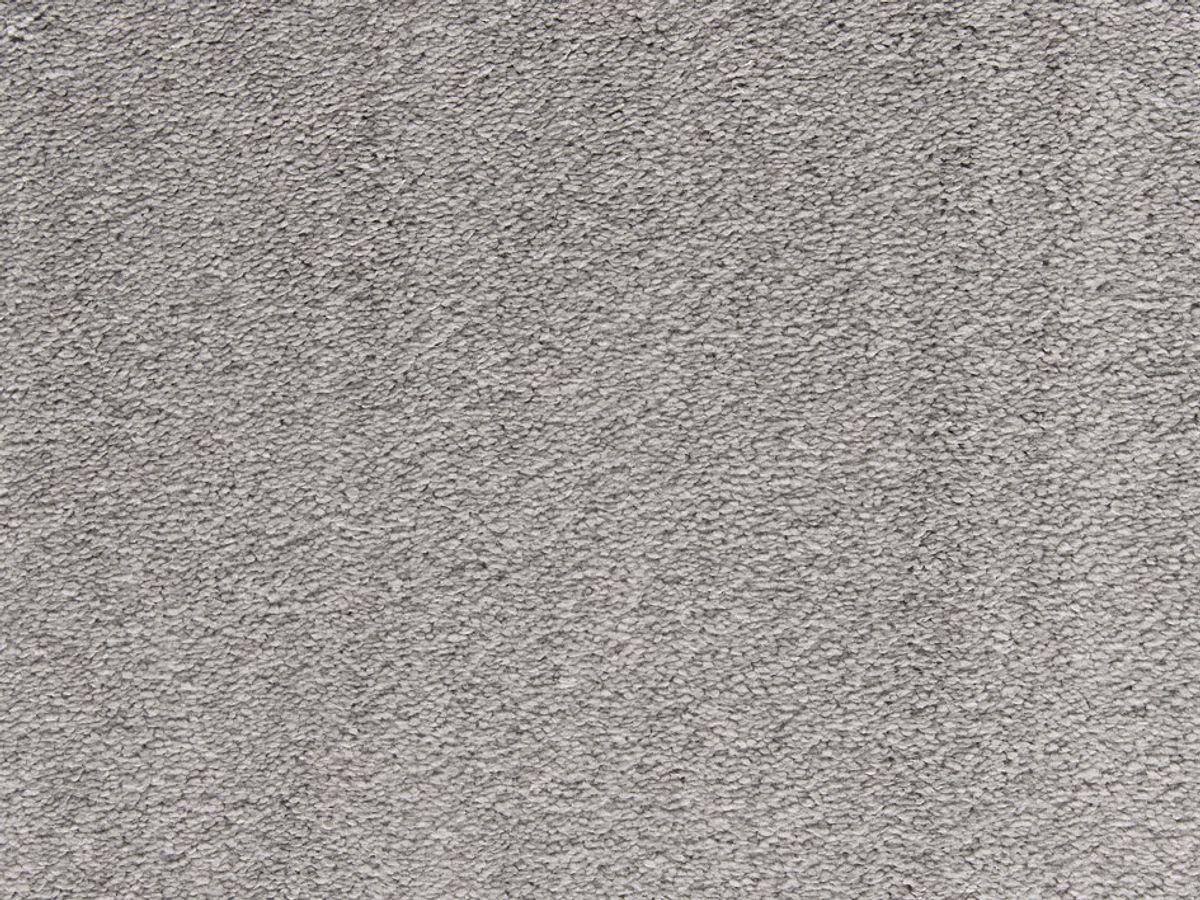 Moquette shaggy gris titane Norfolk 400cm
