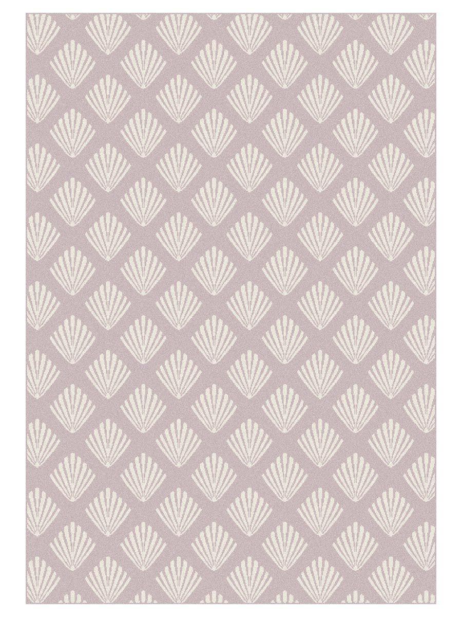 Tapis Maoke coquillage drage 160x220cm