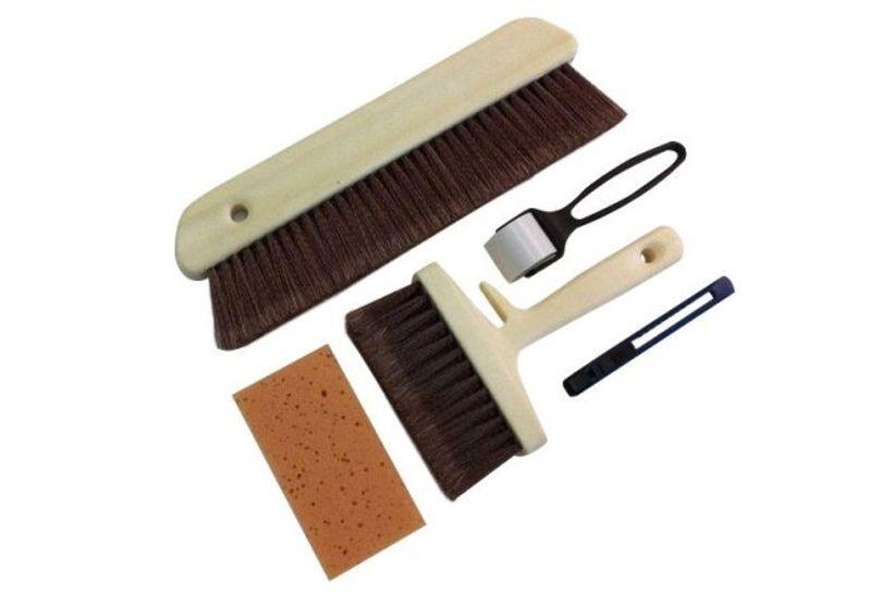 Kit tout type de papier peint les 5 outils indispensables