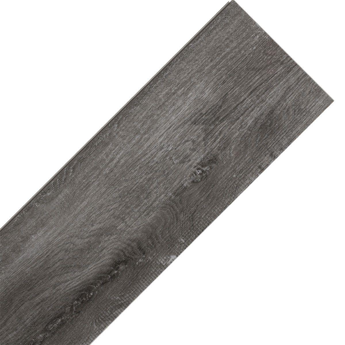 Lame PVC clipsable chêne gris 5,5mm Cortina