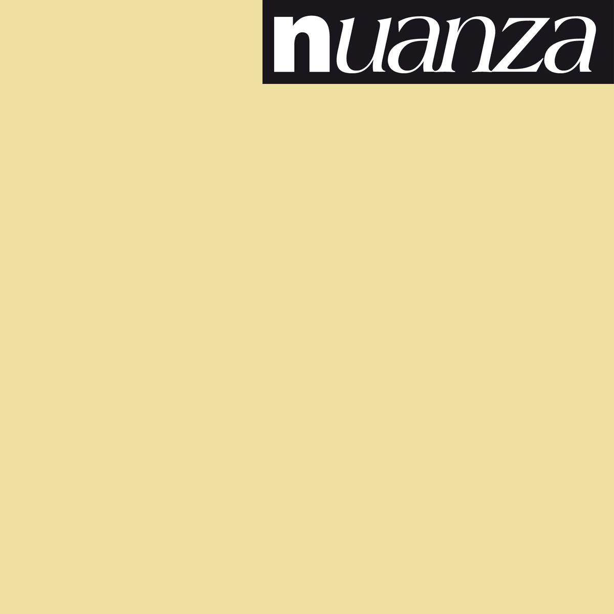 Peinture Nuanza satin jaune vichy 2.5l
