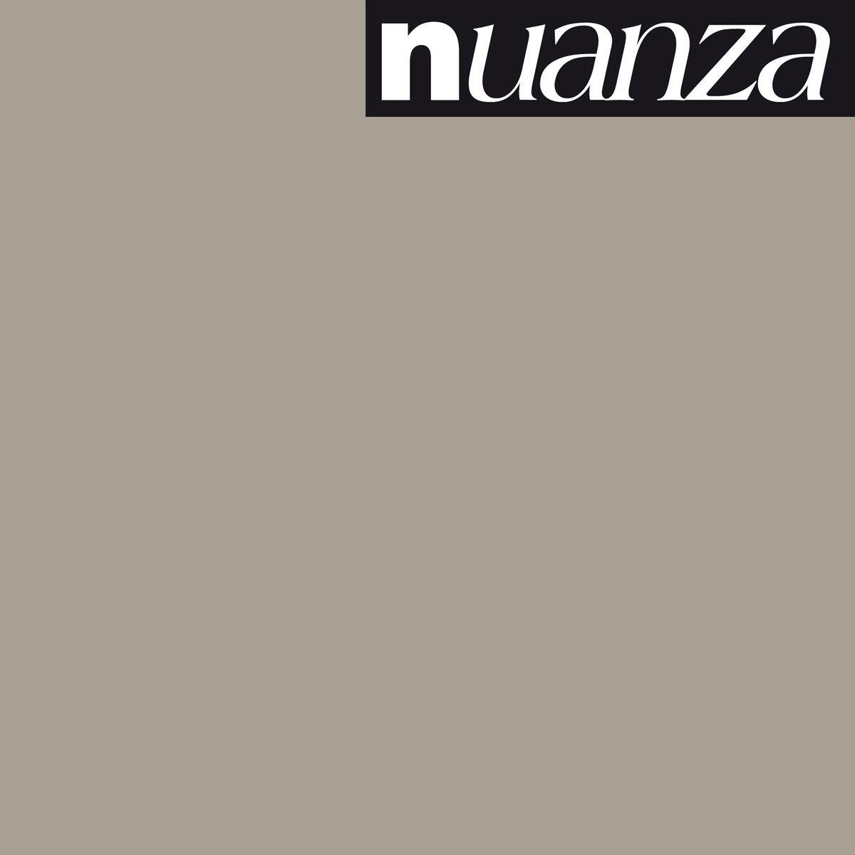 Peinture taupe satin multisupports Nuanza 0.5l