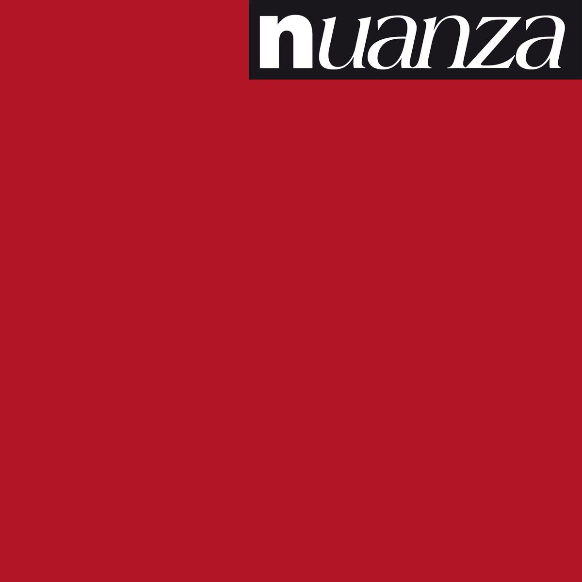 Peinture Nuanza satin monocouche cerise 0.5l
