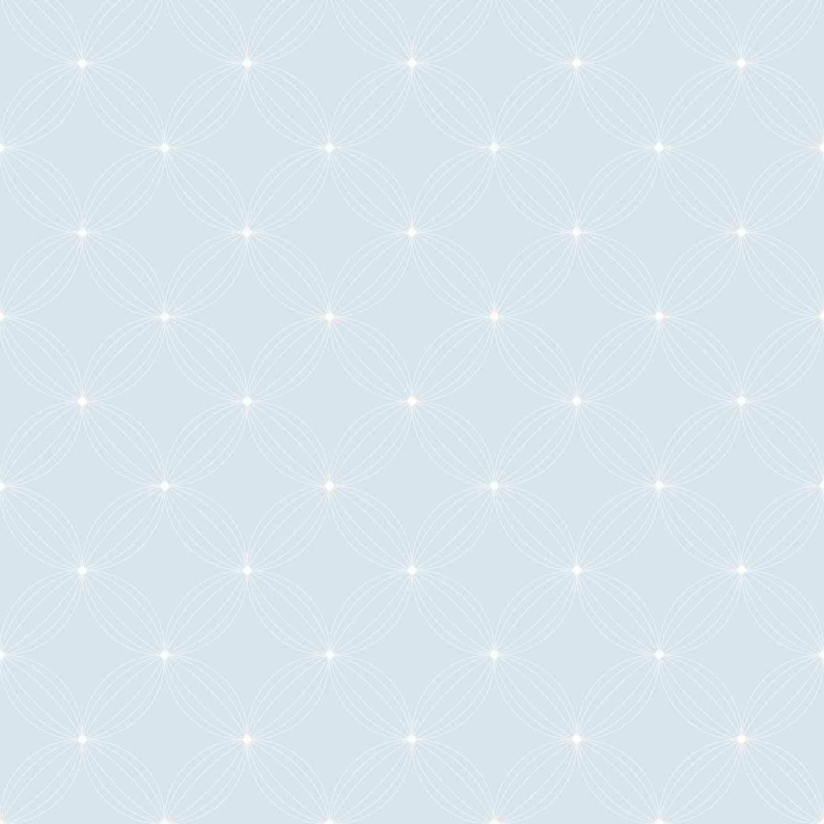 Papier peint polaire Fox duplex