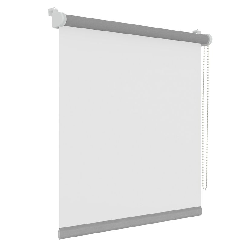 Store enrouleur tamisant blanc Myrdall 67x160 cm
