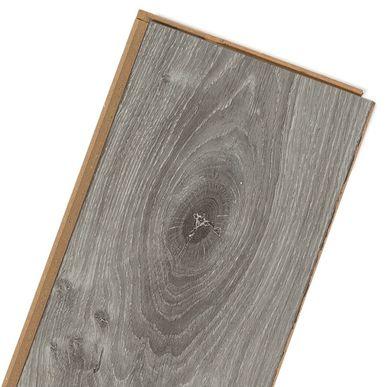 parquet stratifi ch ne gris titane 12mm toronto kalico. Black Bedroom Furniture Sets. Home Design Ideas
