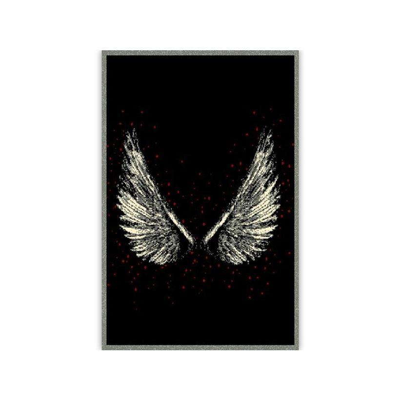 Tapis Etna ailes d anges 100x150cm