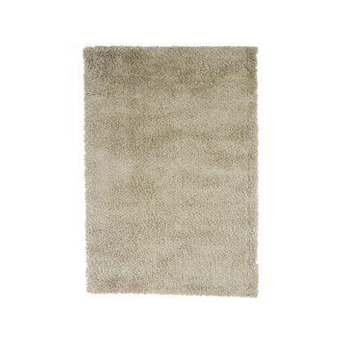 tapis shaggy blanc craie softy 200x290 cm kalico. Black Bedroom Furniture Sets. Home Design Ideas