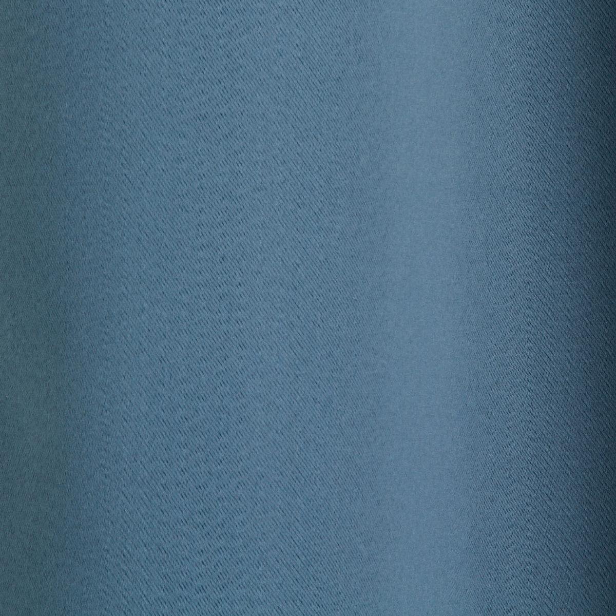 Rideau occultant bleu orage Toledad 140x260 cm