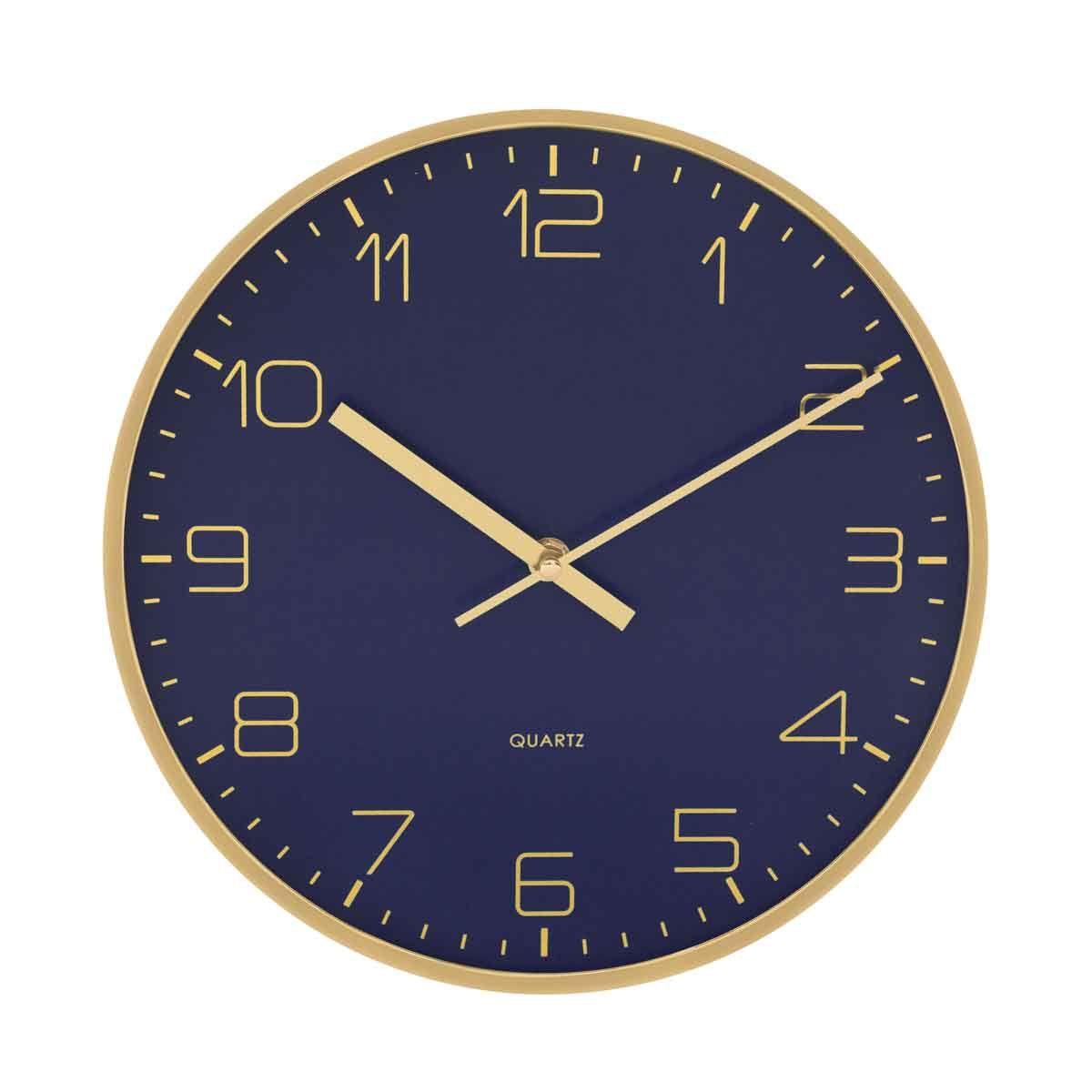 Horloge silencieuse ronde